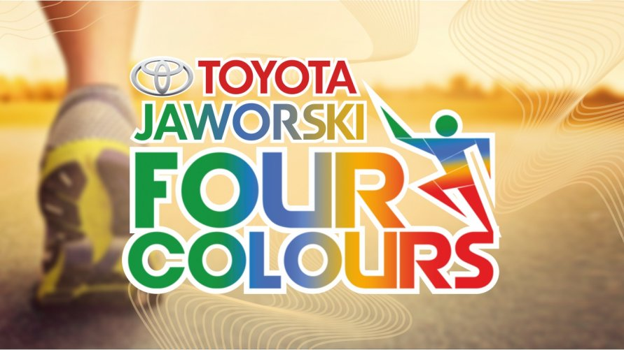 Toyota Jaworski Auto - Sponsorem Four Colours