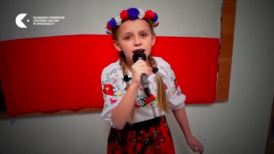 Inowrocławianka wygrała Przegląd Pieśni Patriotycznych