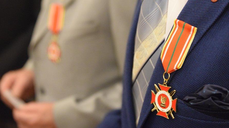 40-lecie Koła nr 7 Związku Żołnierzy Wojska Polskiego w Inowrocławiu