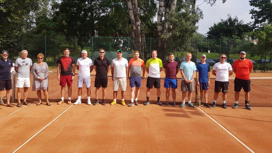 Turniej Singlowy w Tenisie Ziemnym OPEN o Puchar Prezydenta Miasta Inowrocławia Ryszarda Brejzy zakończony