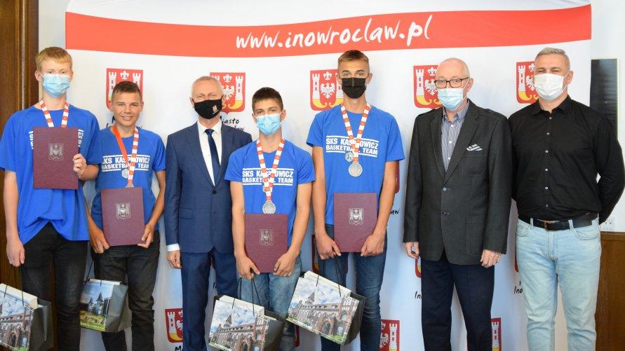 SKS Kasprowicz Inowrocław z brązowym medalem