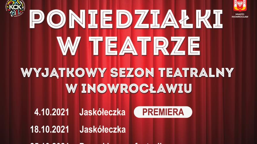 Poniedziałki w Teatrze Miejskim.